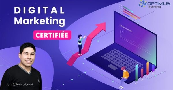 Formation digital marketing Tunisie
